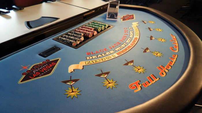 Rental casino tables days machinery casino