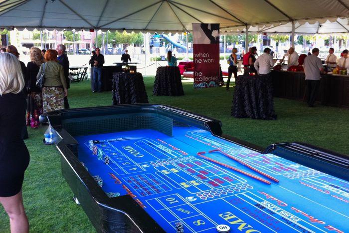 Casino Table Rentals Poker Table Rentals Black Jack