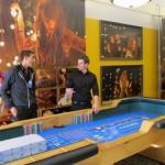 Full House Casino Craps Table