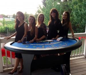 Casino Table Dealers Irvine, Orange County, CA