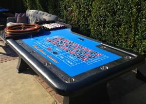 Casino Table Rentals Orange County, Irvine CA