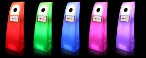 Firefly Glow Mirror 5x Colors - Mirror Black