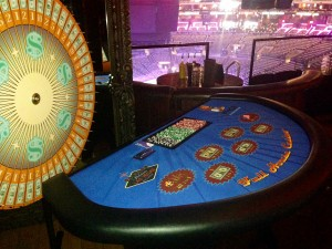 Wheel of Fortune Rental For Casino Night, Irvine, Orange County, CA